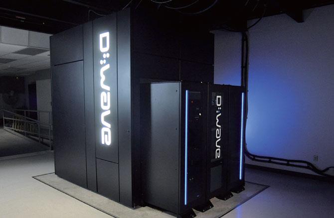 Googleの量子コンピュータD-Wave